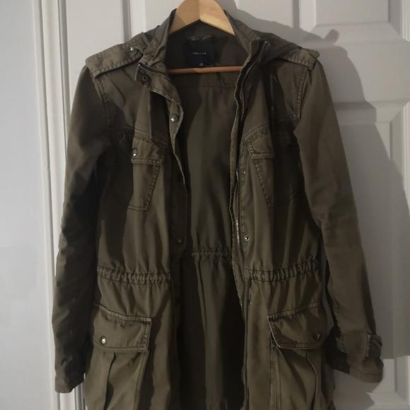 Fall coat small